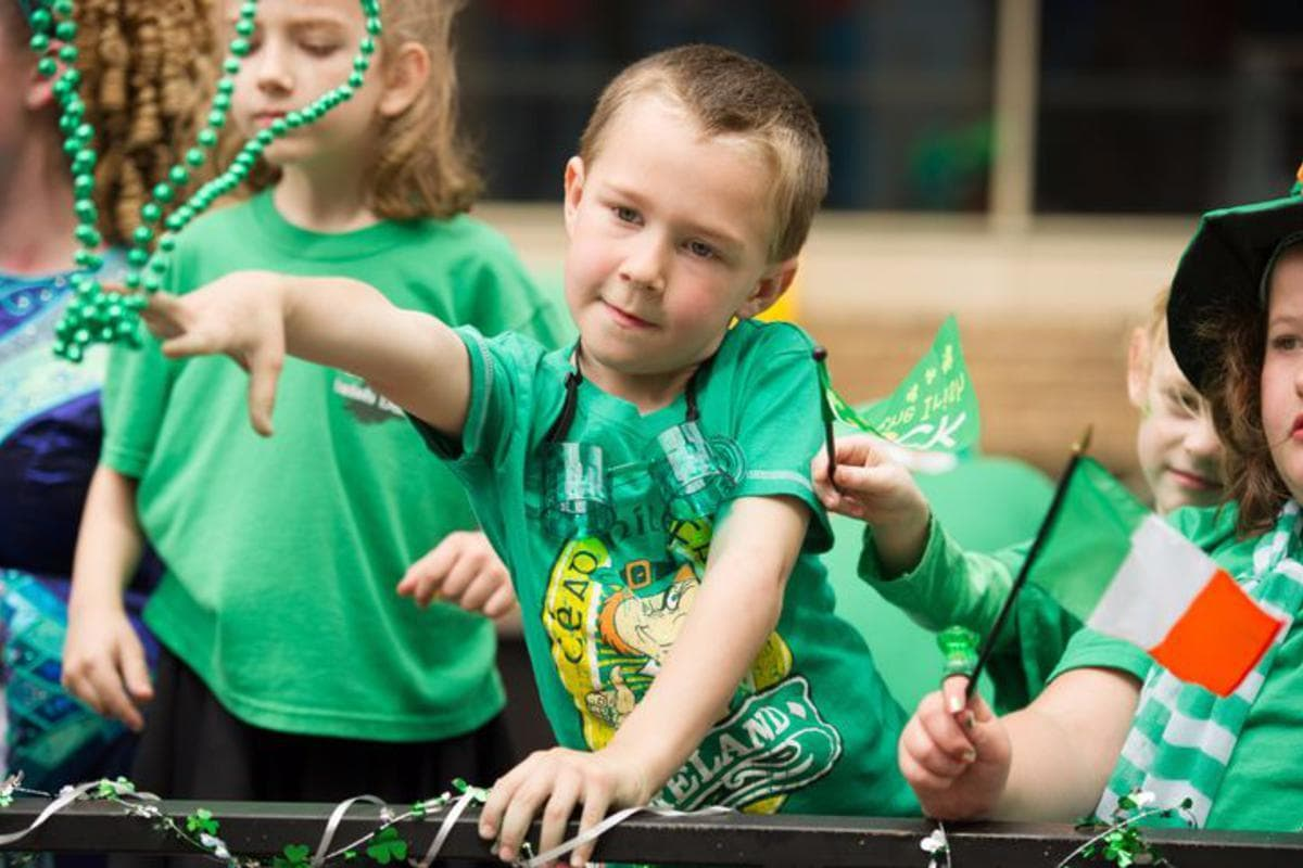 Family Friendly St. Patrick's Day Events in Toronto