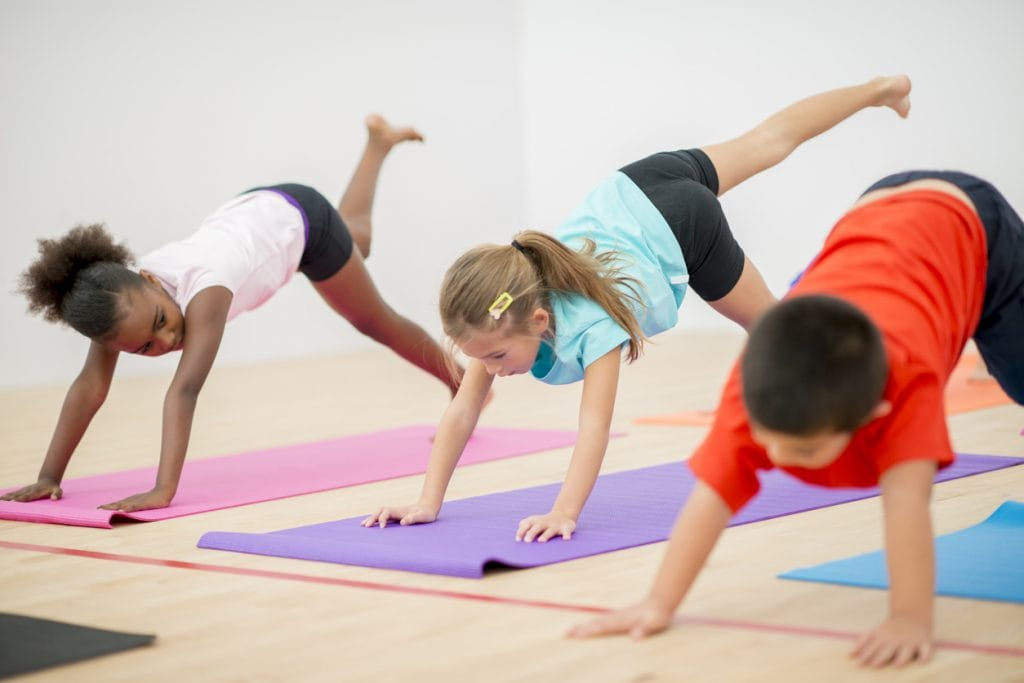 Article: Indoor Exercise Classes for Toronto Kids