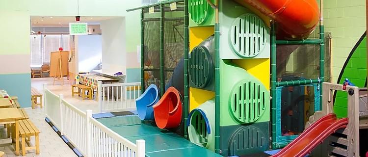Indoor Playgrounds: Jiggles & Giggles