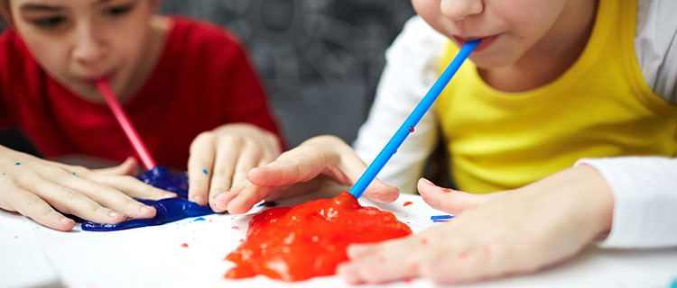 Slime-making with Super Science