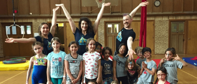 Business Listing: Toronto Circus Centre