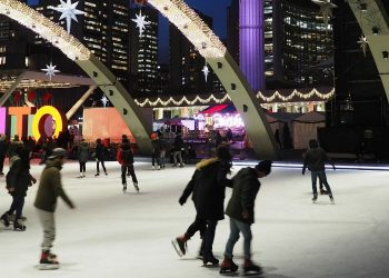 Family-Friendly Skating Rinks in Toronto