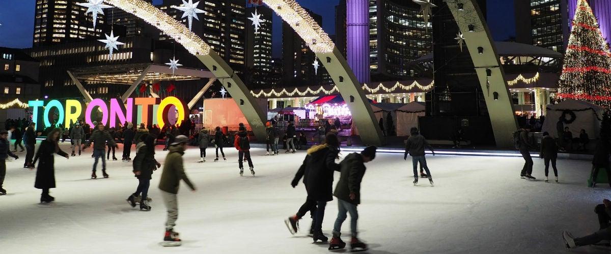 Article: Best Skating Rinks for Kids Toronto