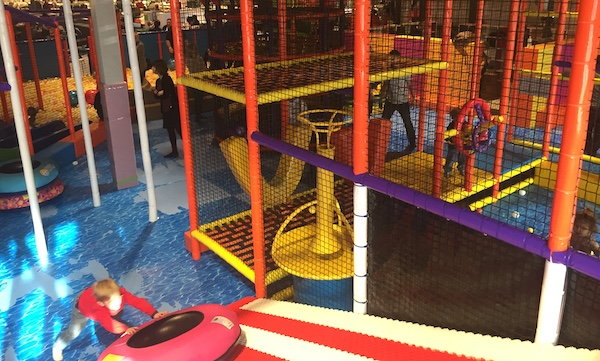 Toronto Indoor Playgrounds For Drop In Play West End And