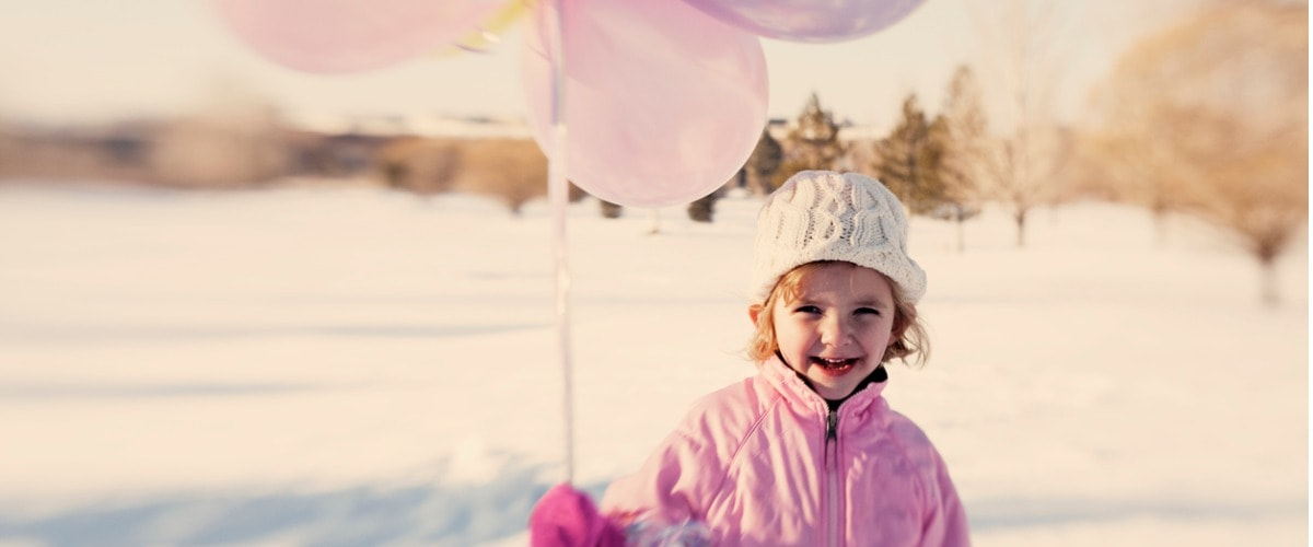 Winter Birthday Party Ideas for Kids