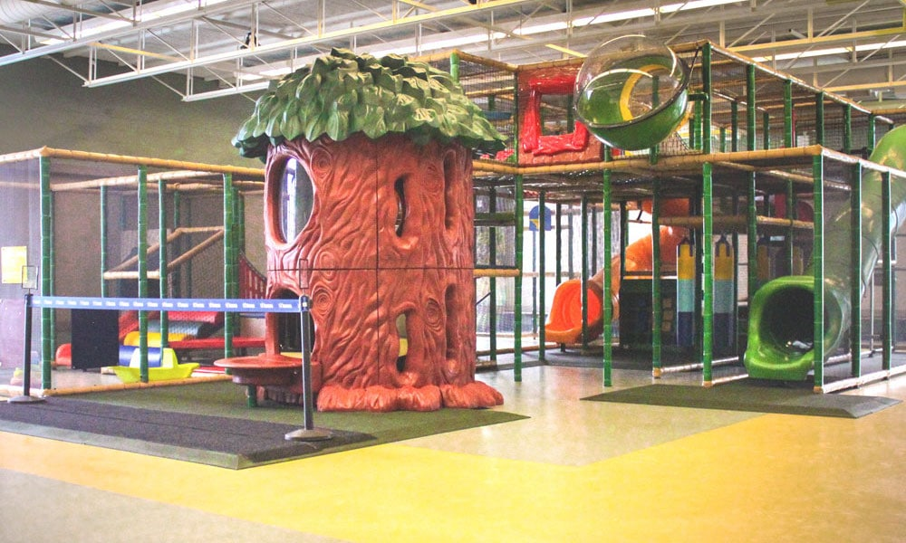 Indoor Playgrounds Toronto East End