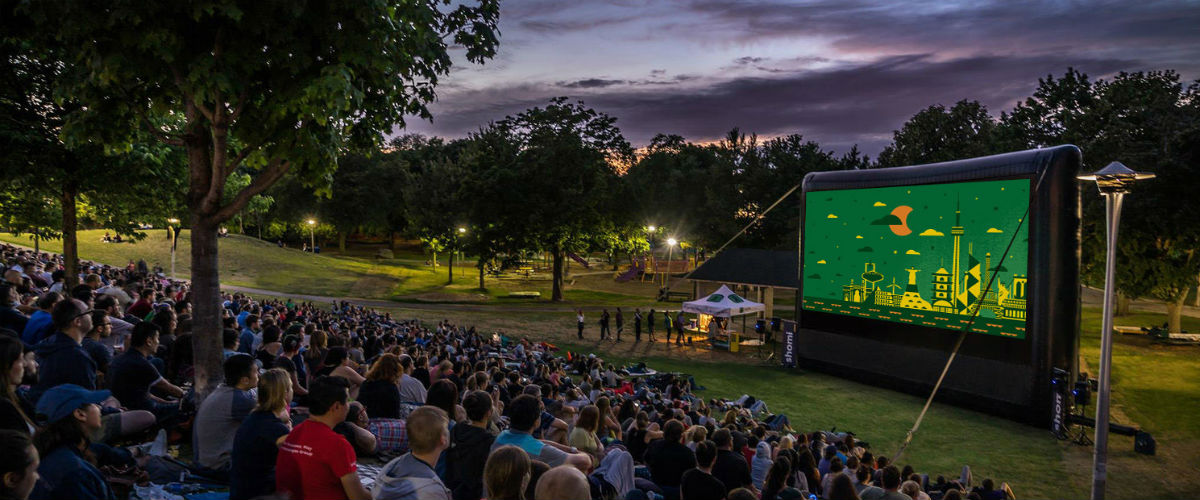 Toronto's Best Outdoor Summer Movies for Families: Christie Pits Film Festival