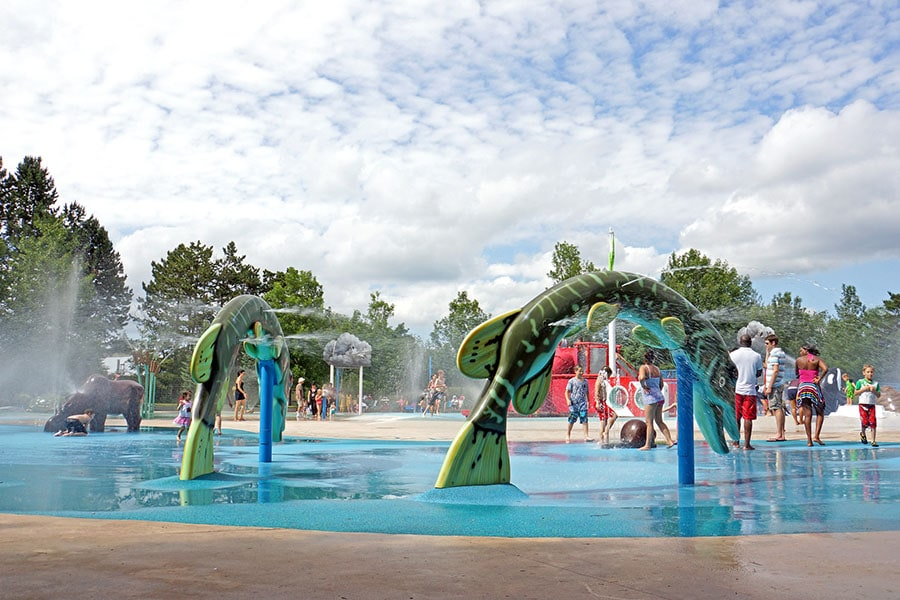 Awesome Splash Pads for Toronto Families