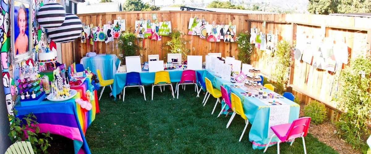 DIY Backyard Party Ideas for Kids