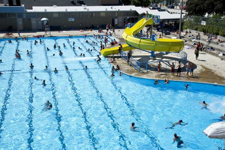 Best Outdoor Swimming Pools For Kids In Toronto Help We