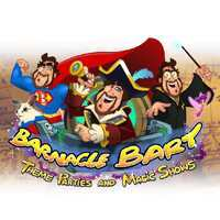 Barnacle Bart Theme Parties and Magic Shows
