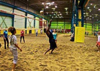 Beach Blast Indoor & Outdoor Beach Volleyball