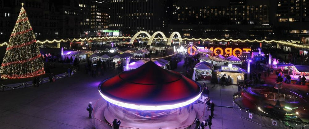 Holiday Fair in the Square 2018
