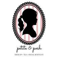 Petite and Posh Tea Dress Up And Social Boutique