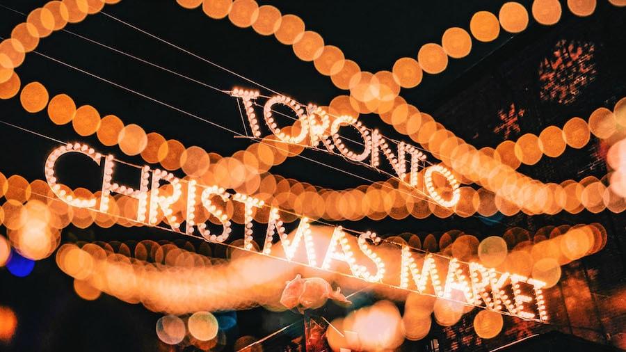 Event listing: Toronto Christmas Market