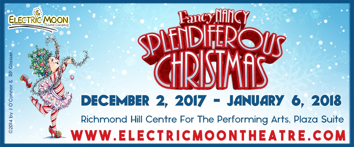 Article: Enter To WIn Tickets to Fancy Nancy Splenderifous Christmas