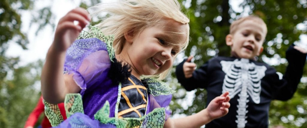 Toronto Scare-Free Halloween Events for Kids