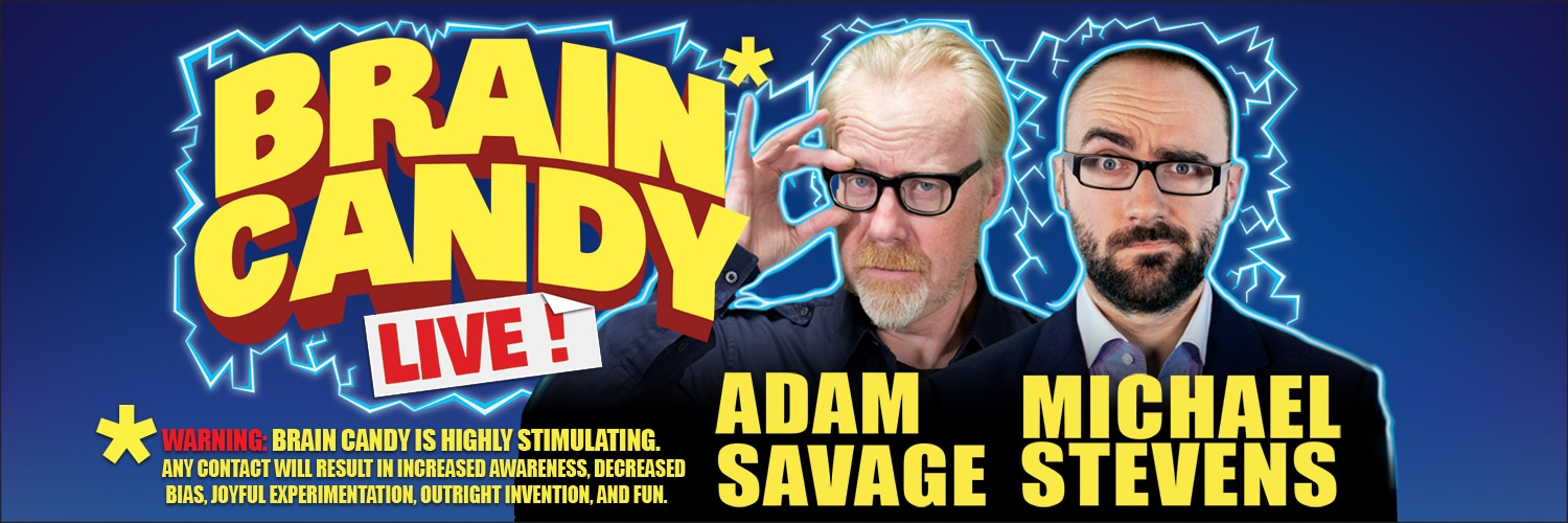 Contest: Win Tickets to Brain Candy Live! in Toronto