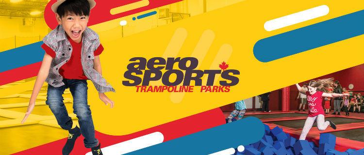 Business Listing: Aerosports Trampoline Park Brampton