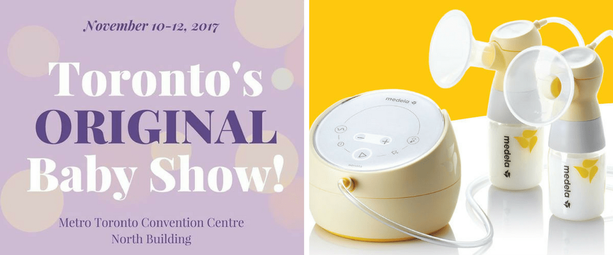 Contest: Win a Medela Breast Pump + BabyTime Show Tickets!
