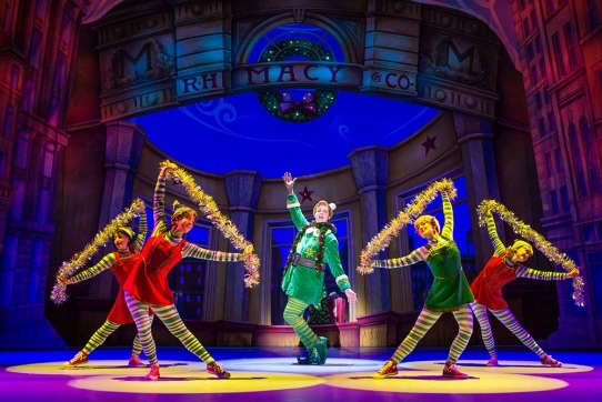 Event listing: Elf the Musical