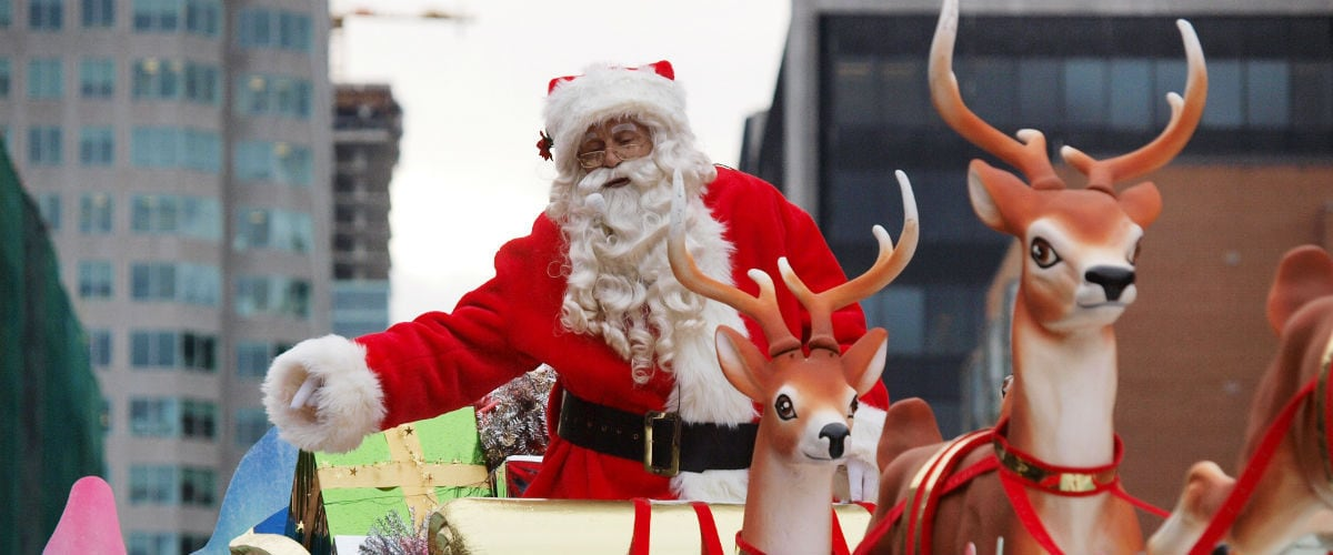 Article: All the Santa Claus Parades in Toronto and the GTA