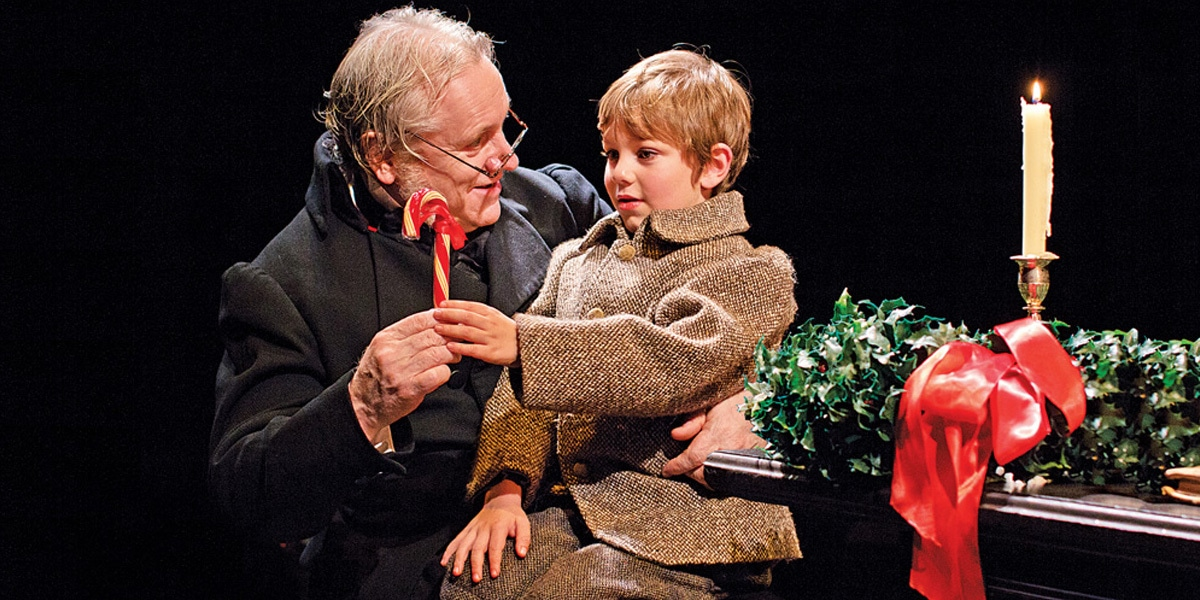 Contest: Win 4 Tickets to Soulpepper's A Christmas Carol