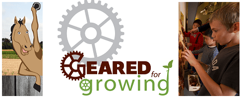 Geared for Growing banner