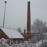 Todmorden Mills in Winter