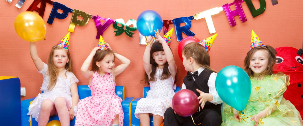 Best Inexpensive Venues For Kids Birthday Parties
