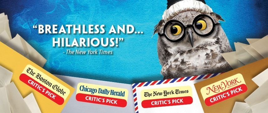 Event Listing: Potted Potter Toronto
