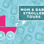 BSM Mom & Baby Stroller Tour banner