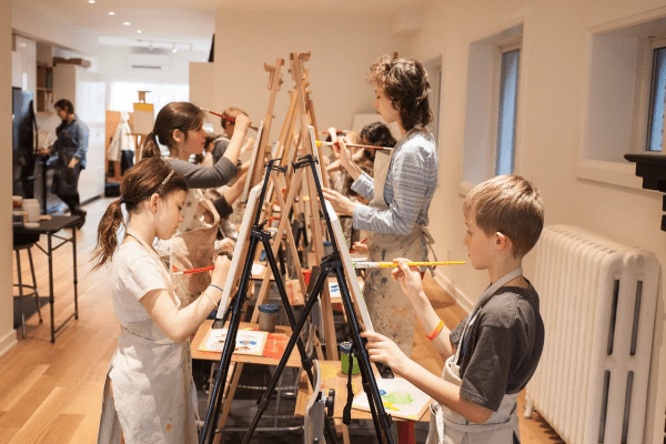 Articulations Toronto - Kids' Art Parties