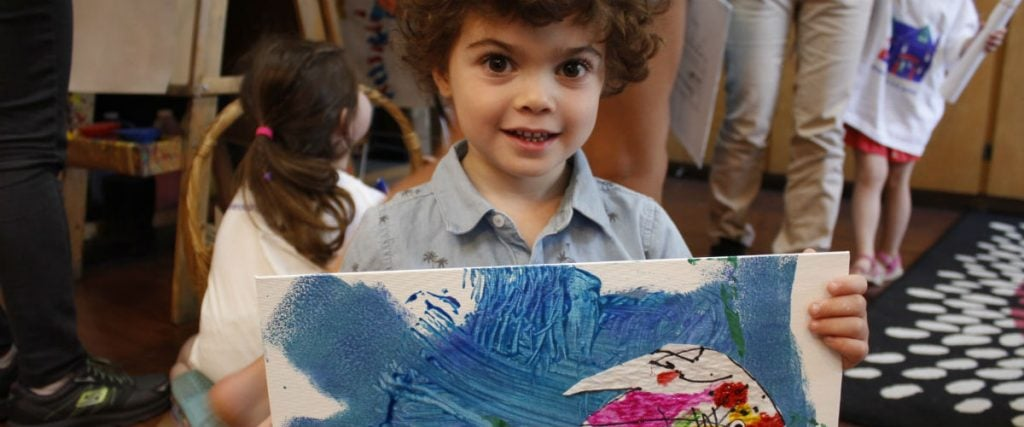 Why Is Art Education Important for Kids