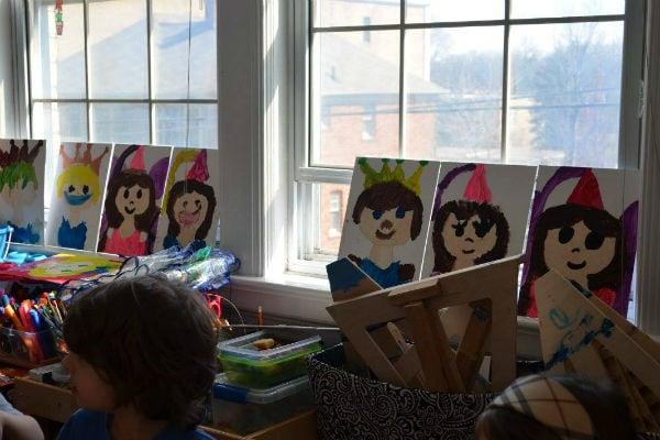 Bamboobay - Kids' Art Parties