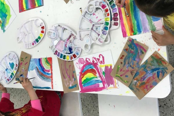 Create Art Studio - Kids' Art Parties