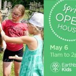 Earthbound Kids Open House banner