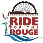 ride for the rouge banner