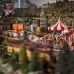 Event: Escarpment Train Exhibit