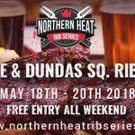 Event: Yonge-Dundas Square Rib Fest