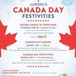 Aurora Canada Day
