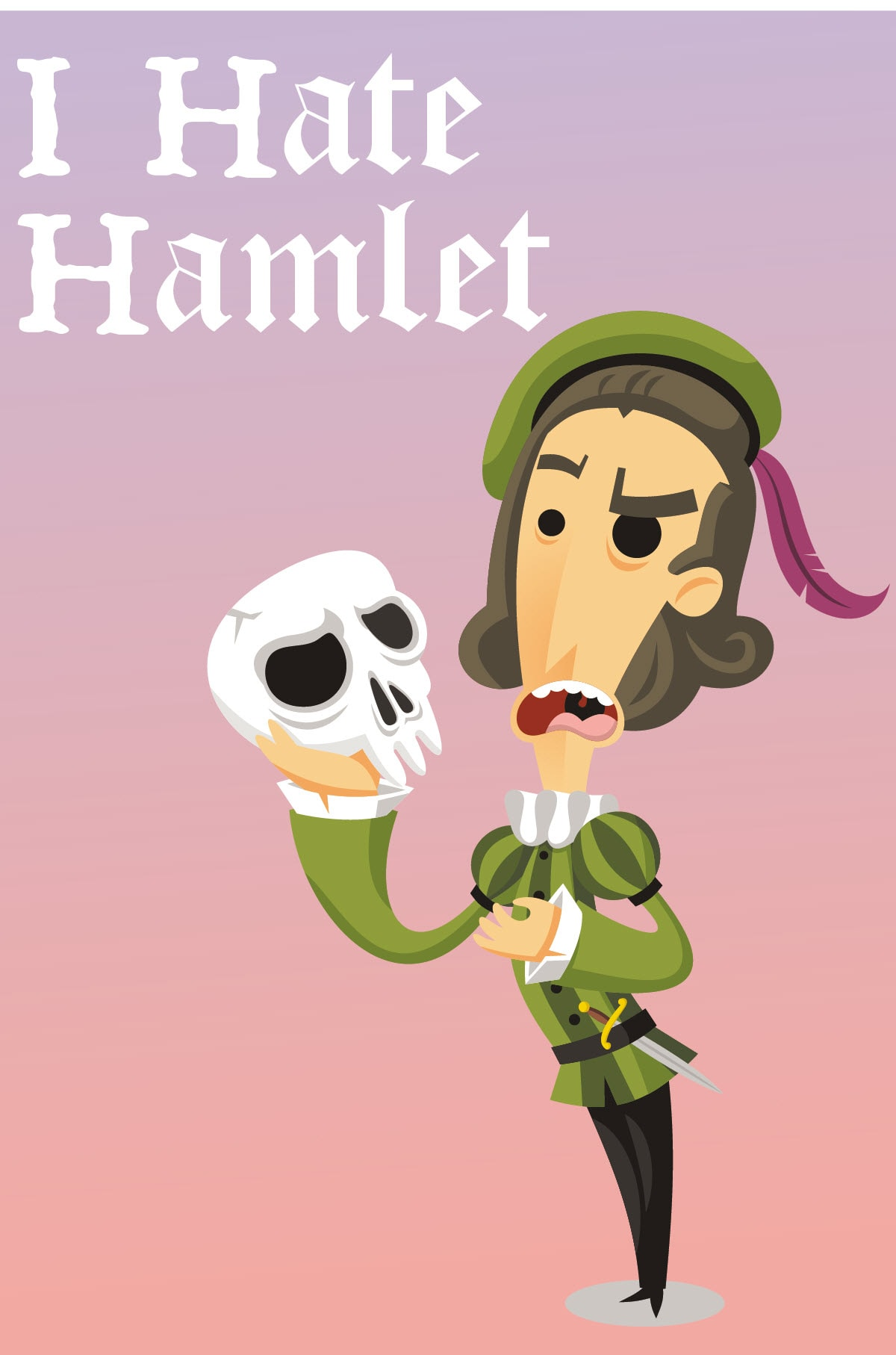 I Hate Hamlet poster