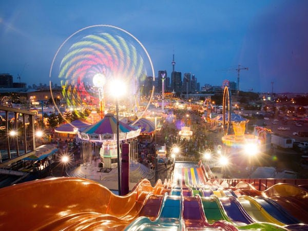 Toronto's Best Summer Festivals for Kids: Canadian National Exhibition