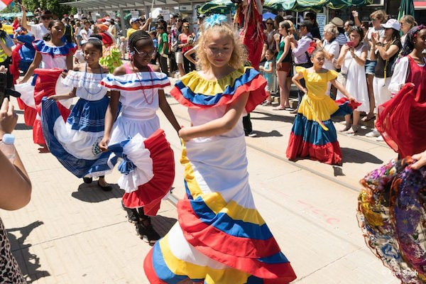 Toronto's Best Summer Festivals for Kids: Salsa on St. Clair