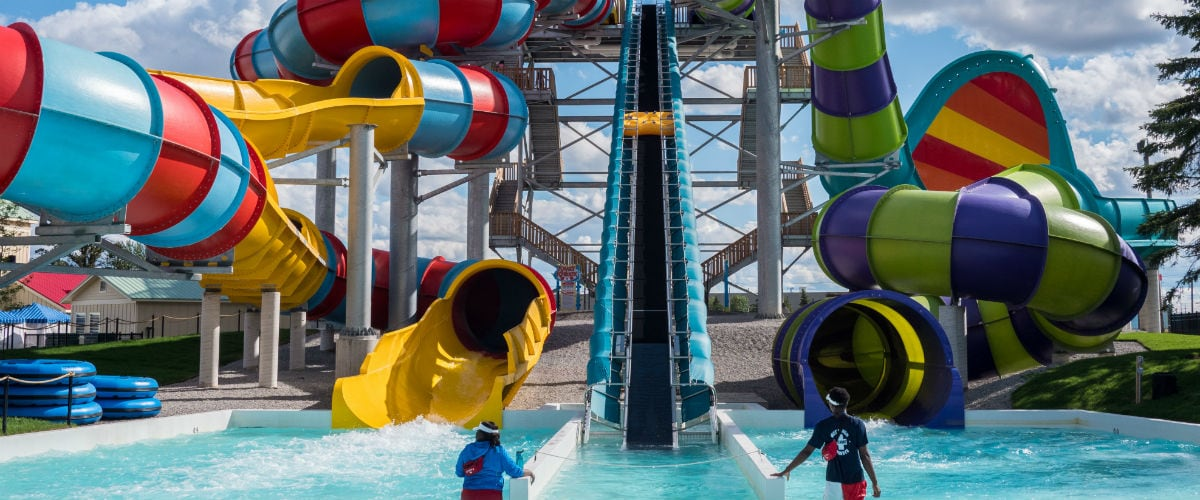 Wet'n'Wild Toronto Water Park - Top Kids' Attractions