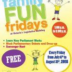 Family Fun Fridays