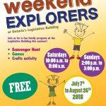 Weekend Explorers