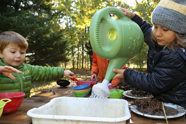 Kids Get an Eco Education at Kortright Centre