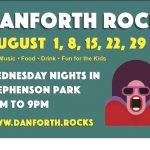 Danforth Rocks