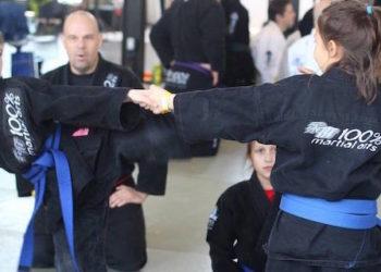 100% Martial Arts